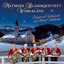 Weihnachten blasmusik cd