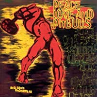 Red Sonic Underwear by Love & Pitbulls Peace (1994-10-06)