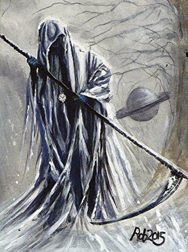 handmade-original-canvas-painting-saturn-chronos-artwork