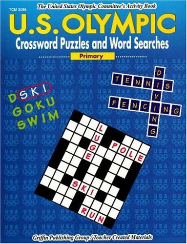 US Olympic Crossword Puzzles & Word Searches: Primary