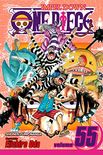 One Piece, Vol. 55: A Ray of Hope (One Piece Graphic Novel) (English Edition)