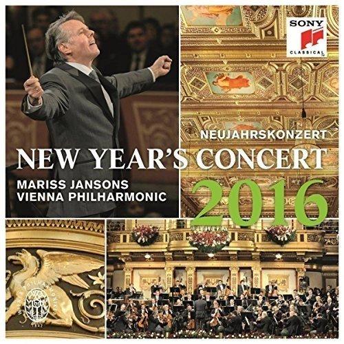 New Year'S Concert 2016 - Concerto Di Capodanno [3 LP]