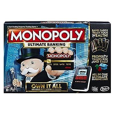 Monopoly Ultimate Banking GameP