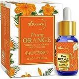 #5: StBotanica Pure Orange Essential Oil, 15ml