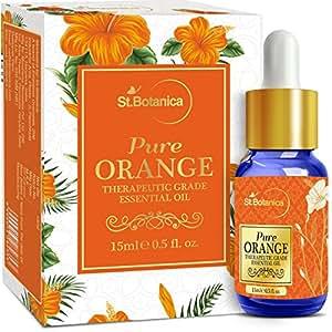 StBotanica Pure Orange Essential Oil, 15ml