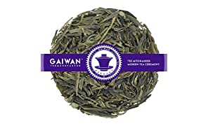 "N° 1410: Tè verde in foglie ""Long Jing (1st Grade)"" - 250 g - GAIWAN® GERMANY - tè in foglie, tè verde dalla Cina, tè cinese"