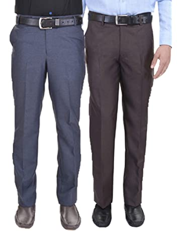 5c227f7ba0 Trousers: Buy Trousers For Men online at best prices in India ...