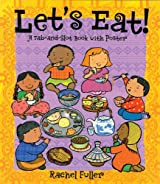 Let's Eat!: A Tab and Slot Book with Poster (Tab & Slot Book)