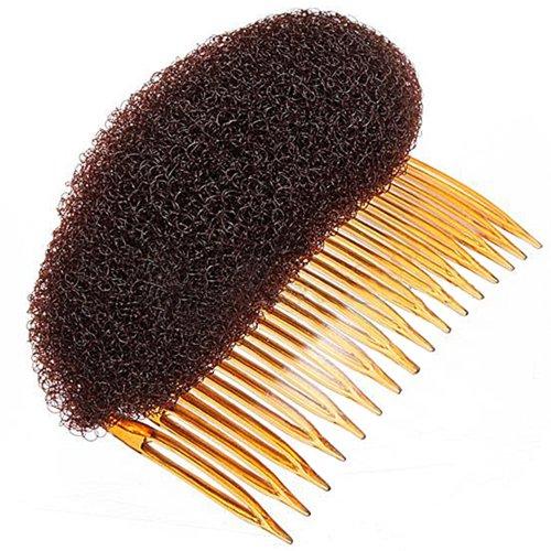 Haar Former Kamm Haare Erhöhen Haarpflege Haar Styling Zubehör Hochsteckfrisur Braun