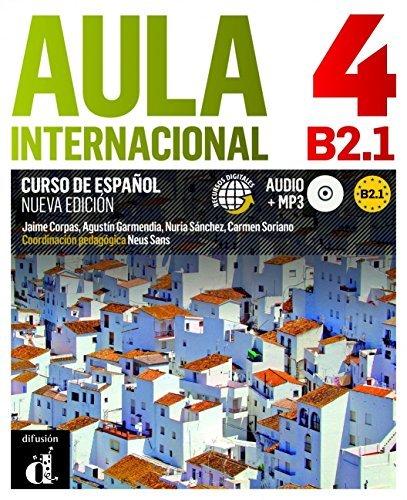 Aula Internacional 4. Nueva Edicion: Libro del Alumno Ejercicios CD 4 (B2) (Spanish Edition) by Jaime Corpas (2014-08-25)