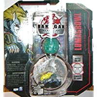 Bakugan Lumagrowl Translucent Green Ventus Character Pack {factory sealed package} by SSB