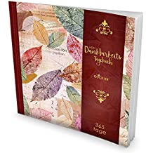 GOCKLER® Dankbarkeits-Tagebuch: 365 Tage Erfolgs Journal für mehr Achtsamkeit, Gelassenheit & Glück im Leben +++ NEUE AUFLAGE mit glänzendem Softcover +++ DesignArt.: Vintage Herbst