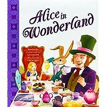 Alice in Wonderland (Classics Padded)