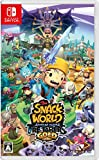 Level 5 The Snack World Trejarers Gold NINTENDO SWITCH JAPANESE IMPORT REGION FREE