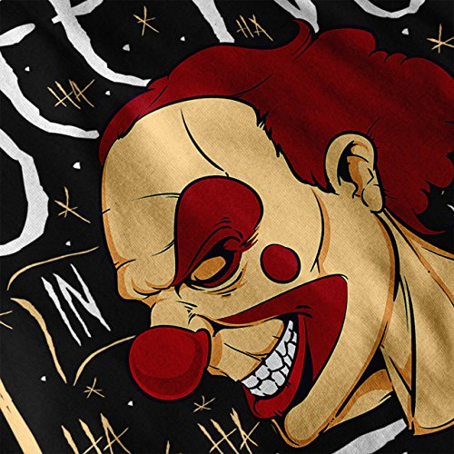 Clown Traum schaurig Horror Damen S-2XL Muskelshirt | Wellcoda Black