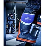DQ Services Buckler Buckbootz BBZ6000BL Blue Neoprene Rubber Safety Wellies for Men | UK Sizes 5-13 Bild 3