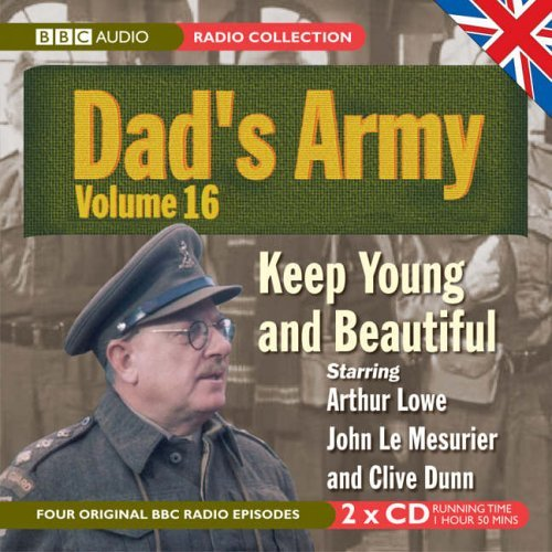 Dad's Army: Pt. 16 (Radio Collection) by Jimmy Perry (2005-08-01) par Jimmy Perry