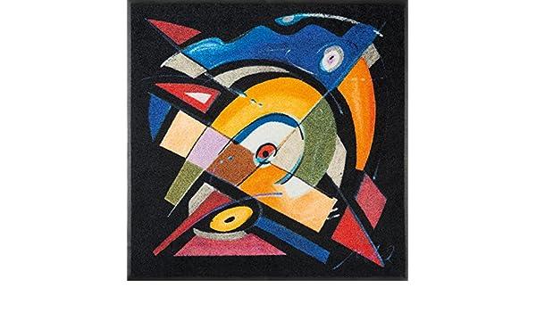 50 x 75 cm Surface en Polyamide Wash+Dry 78388 Tapis Color/é