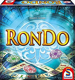 Schmidt Spiele 49265 - Rondo, Strategiespiel (B008YAAWGA) | Amazon price tracker / tracking, Amazon price history charts, Amazon price watches, Amazon price drop alerts
