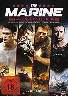 The Marine 1-4 Collection [4 DVDs]
