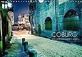 Coburg - oberfränkisches Juwel (Wandkalender 2018 DIN A4 quer): Coburg - eine Fotoreise durch historisches und architektonisches Juwel in Oberfranken ... Orte [Kalender] [Apr 27, 2017] Thoermer, Val - Val Thoermer