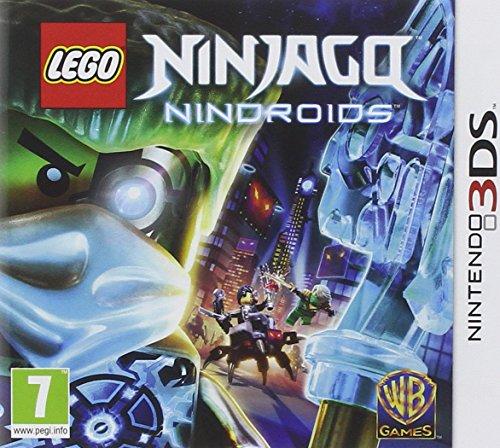 GIOCO 3DS LEGO NINJAGO (Lego Ninjago 3 Ds)