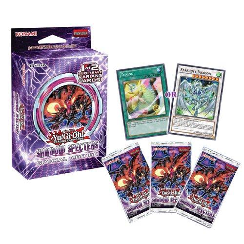 Yu-Gi-Oh Ombre à paupières Spectres Édition spéciale