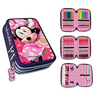 Plumier Minnie Disney Adorable Me triple