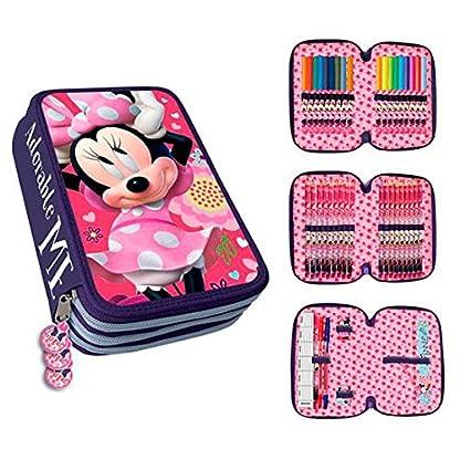 Plumier Minnie Disney Adorable Me triple