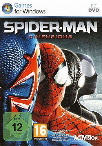 Spider Man : dimensions