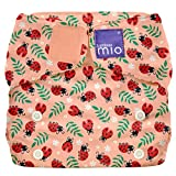 Bambino Mio, Miosolo All-In-One Reusable Nappy, Loveable Ladybug