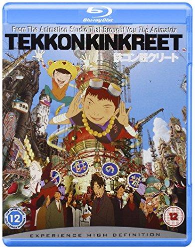 Tekkonkinkreet [Blu-ray] [2008] [Region Free]