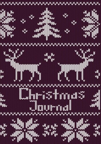 5 Year Christmas Memory Journal (Ugly Christmas Gift Ideas)(V2) (Stocking Stuffer Ideas, Band 2) (Stocking Stuffer Ideen Für Kinder)