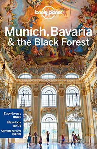 munich-bavaria-the-black-forest-5ed-anglais