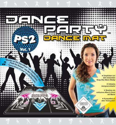 Dance Party - Pop Hits (inkl. Tanzmatte) (Ps2 Tanzmatte)
