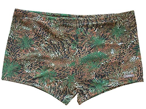 Solar Tan Thru Badehose Panty 7921263-84 braun, Gr. 5, M