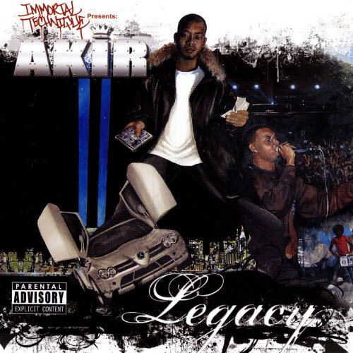 Immortal Technique Presents: Akir [Explicit]