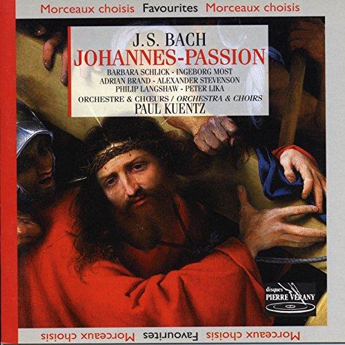 Bach : Passion selon St-Jean, ...
