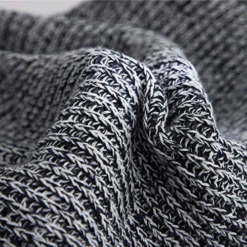 Zoom IMG-2 ainif coperta lavorata a maglia