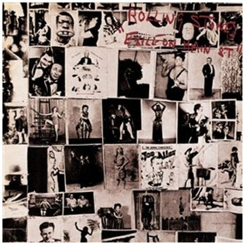 Exile on Main Street (Deluxe Edition - Includes 12 Page Booklet) by The Rolling Stones (2010) Audio CD