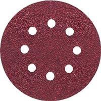 Bosch 2 608 605 067 - Set de 5 hojas de lija (125 mm, 40)