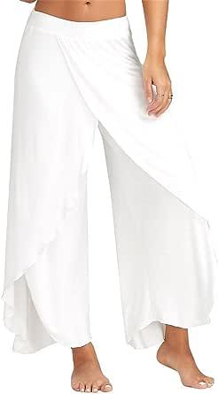 Marlene - Pantaloni sportivi da donna, ideali per lo yoga, per l'estate
