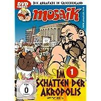 Die Abrafaxe - Im Schatten der Akropolis, Vol 01