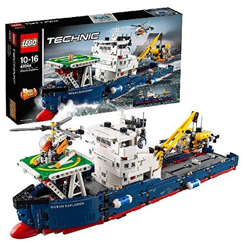 LEGO-Technic-42064-Forschungsschiff