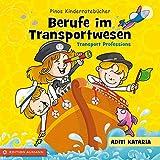 Pinos Kinderratebücher: Berufe im Transportwesen - Transport Professions