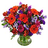 Clare Florist Stylish Boho Chic Fresh Flower Bouquet