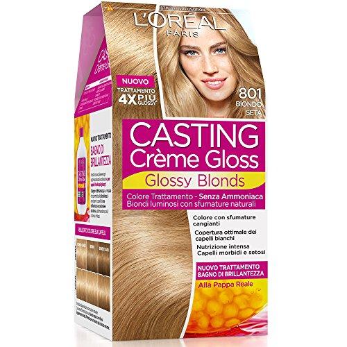 L\'Oréal Paris Colorazione Capelli Casting Crème Gloss, Tinta Colore ...