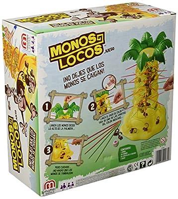 Juegos Mattel - Monos locos, juegos de estrategia por Mattel