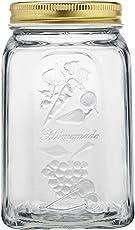 Pasabahce Homemade Jar with Lid, 1000ml