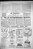 Telecharger Livres Copie Antique des Tondeuses A Gazon 1883 De Ramsomes de Montre de Bensons de Sauce a Lea Perrins de Tonnelier de Publicite (PDF,EPUB,MOBI) gratuits en Francaise
